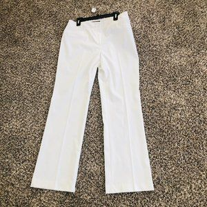 Antonio Melani White Debra Pants